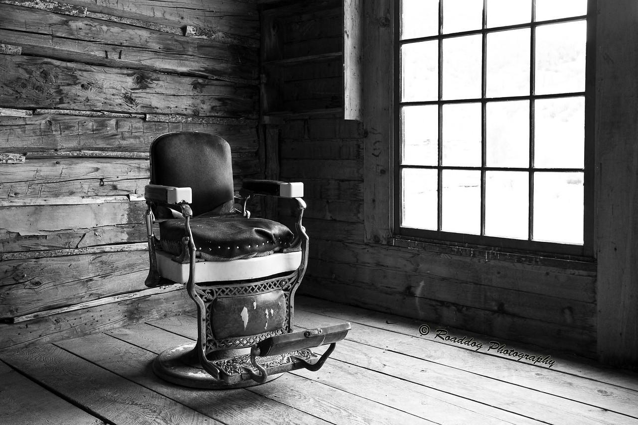 Stinson Saloon, Bannack Montana