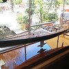 model of one of the first Wally yachts, a 95' ketch built by...