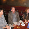 "The Chapmans & Peggy Burnham at the ""Irish Pub"" in MSS"