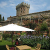 Castello di Gargonza dates from the 15th century and has been turned into a charming resort destination