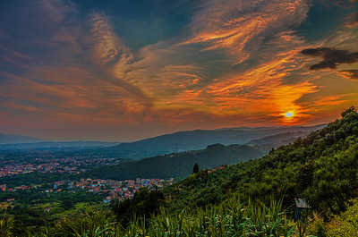 Montecatini Tuscany, Italy