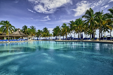 The Ritz Carlton, Montego Bay Jamaica Swimming Pool