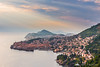 Dubrovnik in the late afternoon