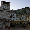 Plaza in Kotor