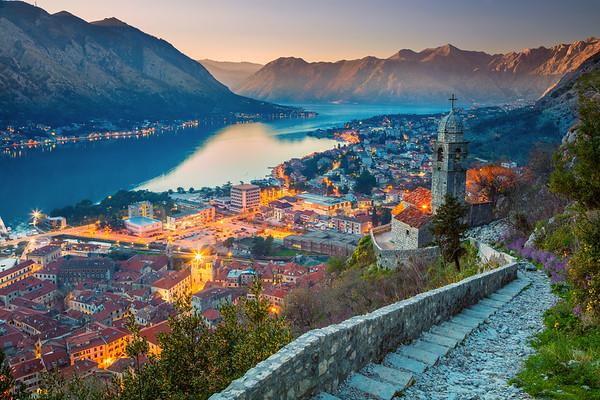 Montenegro.