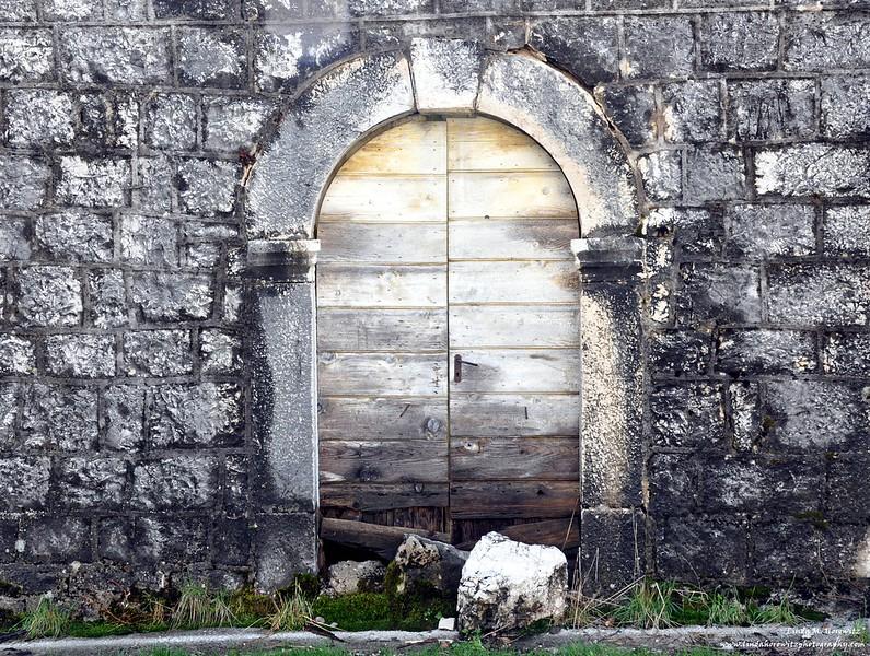 Door in Village