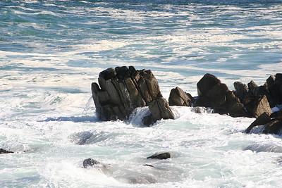 More rock bashing.