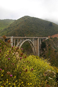 This was taken from Highway 1 in Carmel.