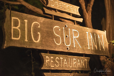 Deetjens Big Sur Inn.
