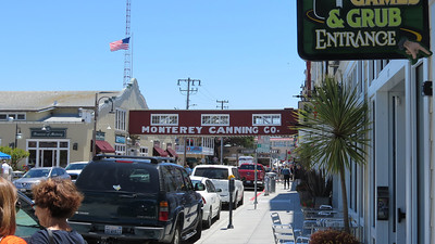 Monterey, CA/Cannery Row - 6/9/2014