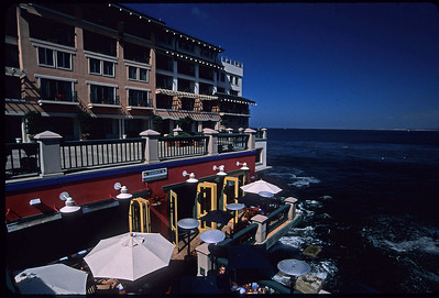 Another view of Monterey Hotel