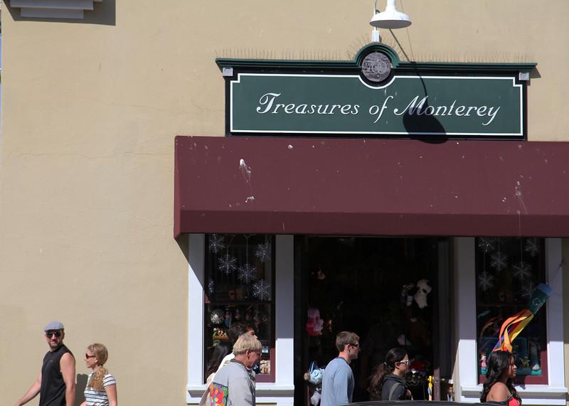 Treasures of Monterey