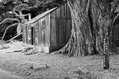 Whaler's cabin