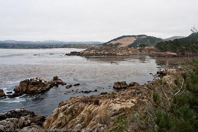 Whaler's Cove entrance