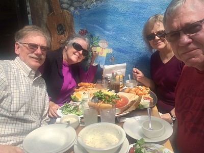 Monterey with Bruce & Diane