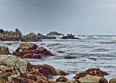 17 mile drive Pebble Beach to Carmel
