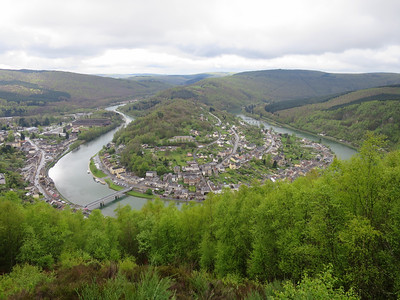 Uitzichtpunt: La Longue Roche