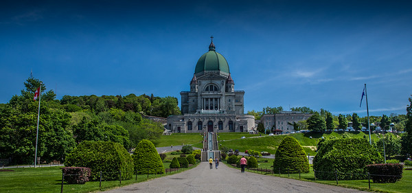 Saint Joseph's Oratory of Mount Royal, Montreal CA