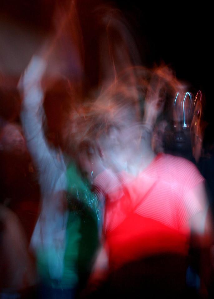 Dancing at Oka