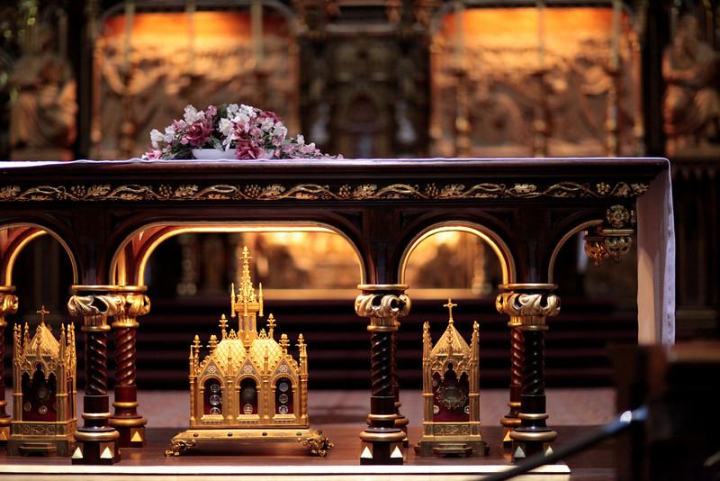 More Basilica stuff.   Incredible craftsmanship.