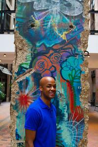Lamar w Berlin Wall