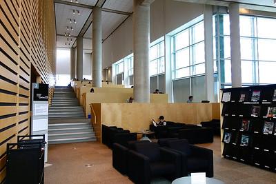 Bibliothèque publique, la BNQ est aux petits soins pour ses lecteurs