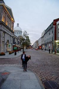 Montréal au crépuscule | Photo du jour