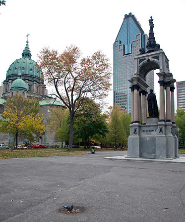 Montreal October 2012