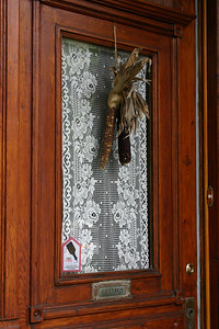 Just a lovely doorway on a home I strolled past.