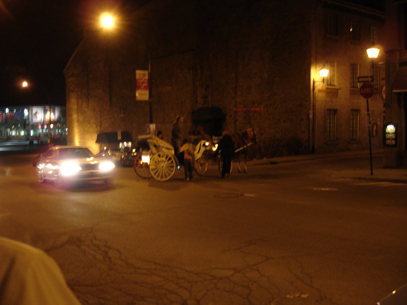 horse drawn carraige