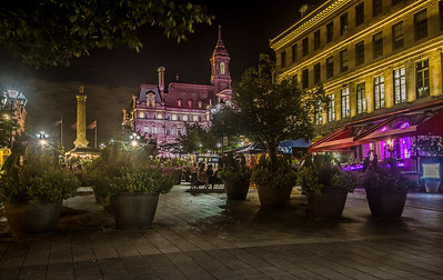 Old Montreal 2015 Summer Nights