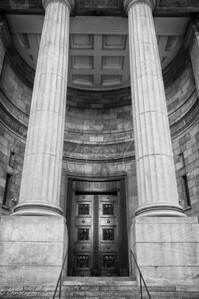 Columns and Doors