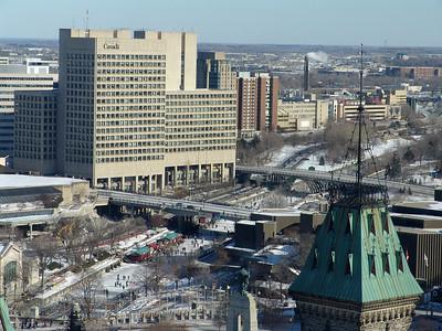 Rideau Canal in Ottawa