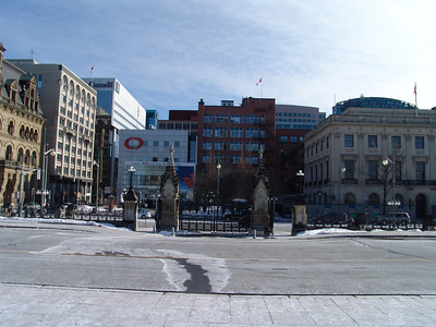 Downtown Ottawa