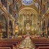 Interior Santa Maria de Montserrat