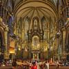 Santa Maria de Montserrat Interior