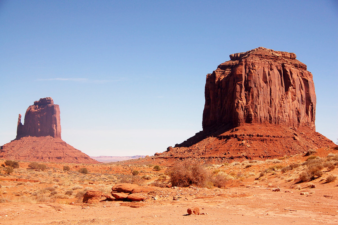 509. Monument Valley
