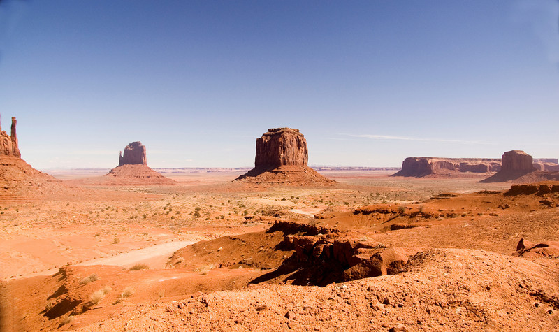505.  Monument Valley