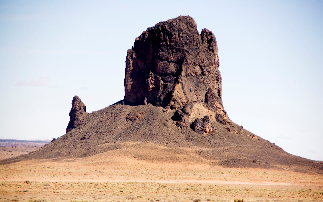 503. Black Rock, Monument Valley