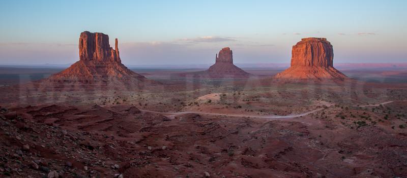 Monument Valley, Navajo Nation, Utah/Arizona