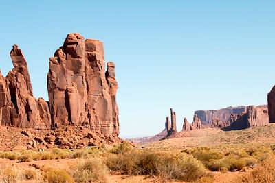 2016-10-21 Monument Valley, Arizona