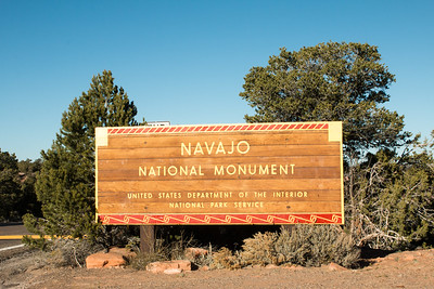 2016-10-21 Navajo National Monument, Shonto, Arizona