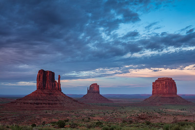 Monument Valley, Mittens and Merit