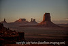 Monument Valley, Utah; best viewed in the largest sizes