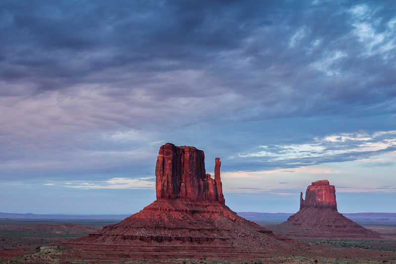 Monument Valley, Mittens