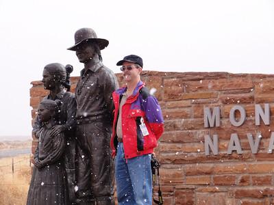 Monument to Santa Fe via Telluride