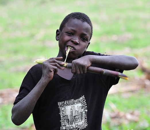 More Uganda