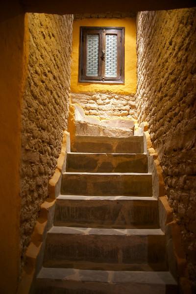 Sahara stairway.