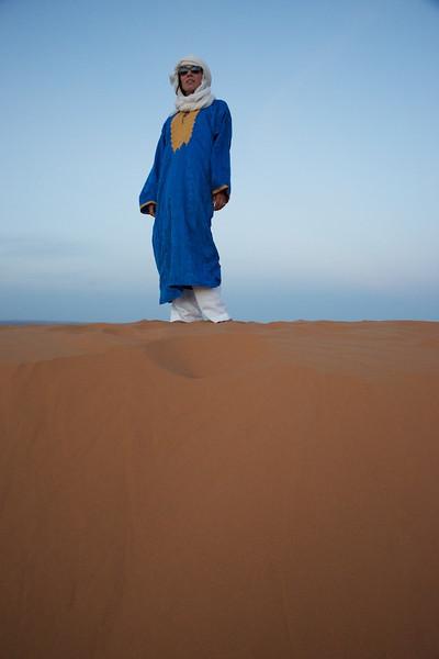 Roya the Berber.