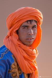 A Berber beduin